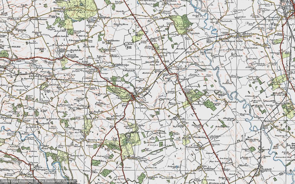 Aiskew, 1925
