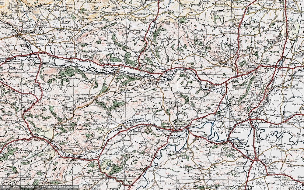 Aithnen, 1921
