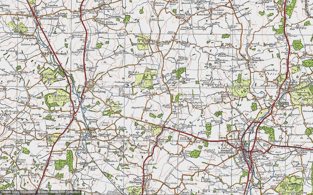 Albury, 1919