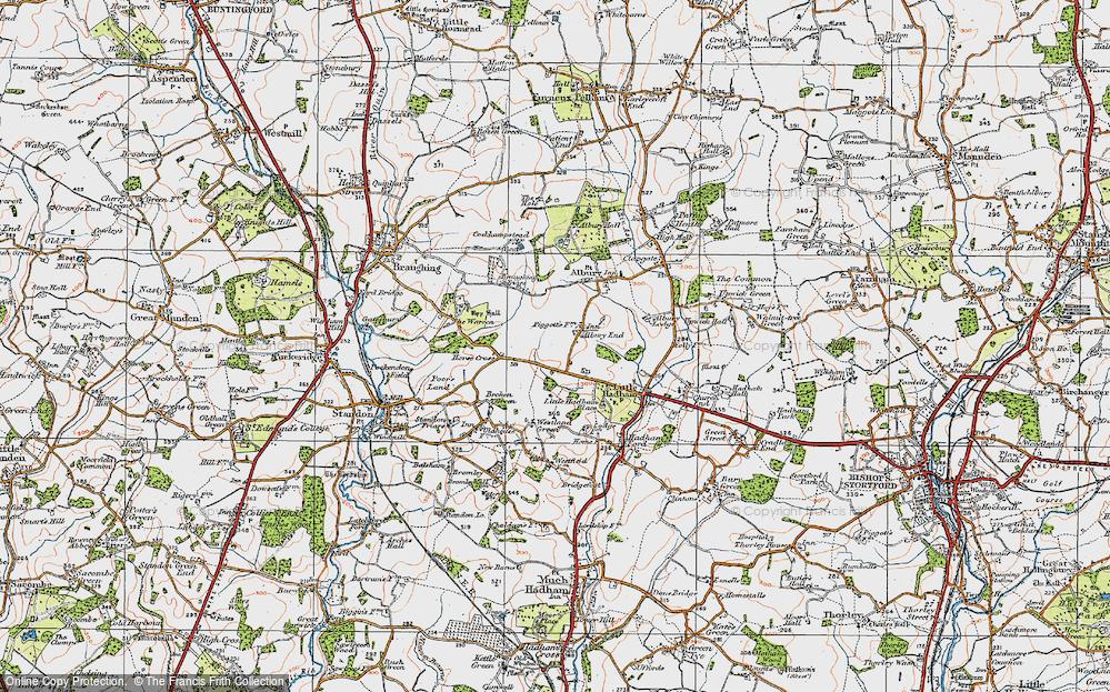 Albury End, 1919