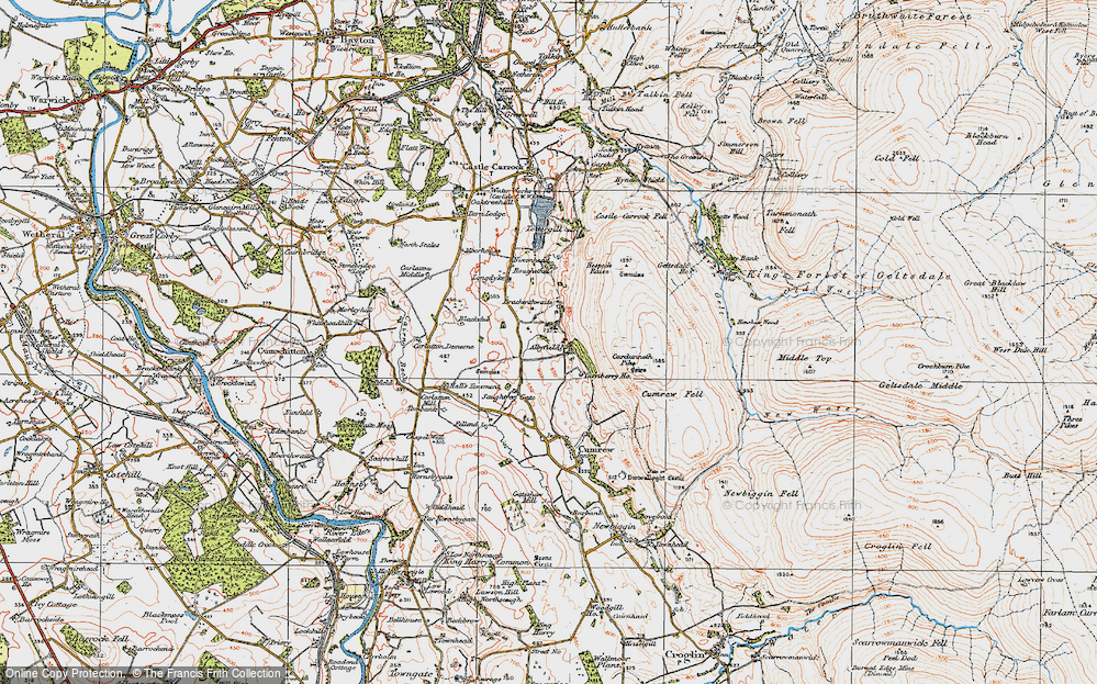 Albyfield, 1925