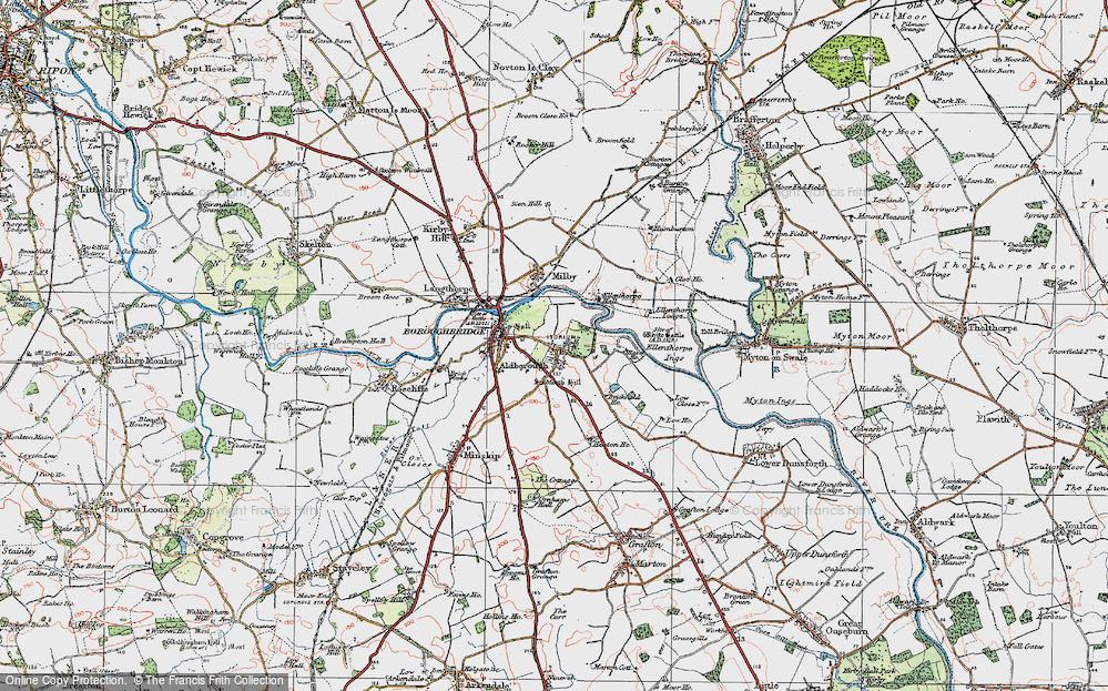 Aldborough, 1925