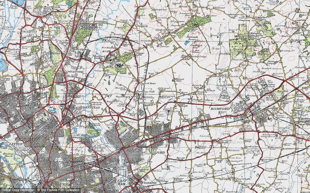 Aldborough Hatch, 1920