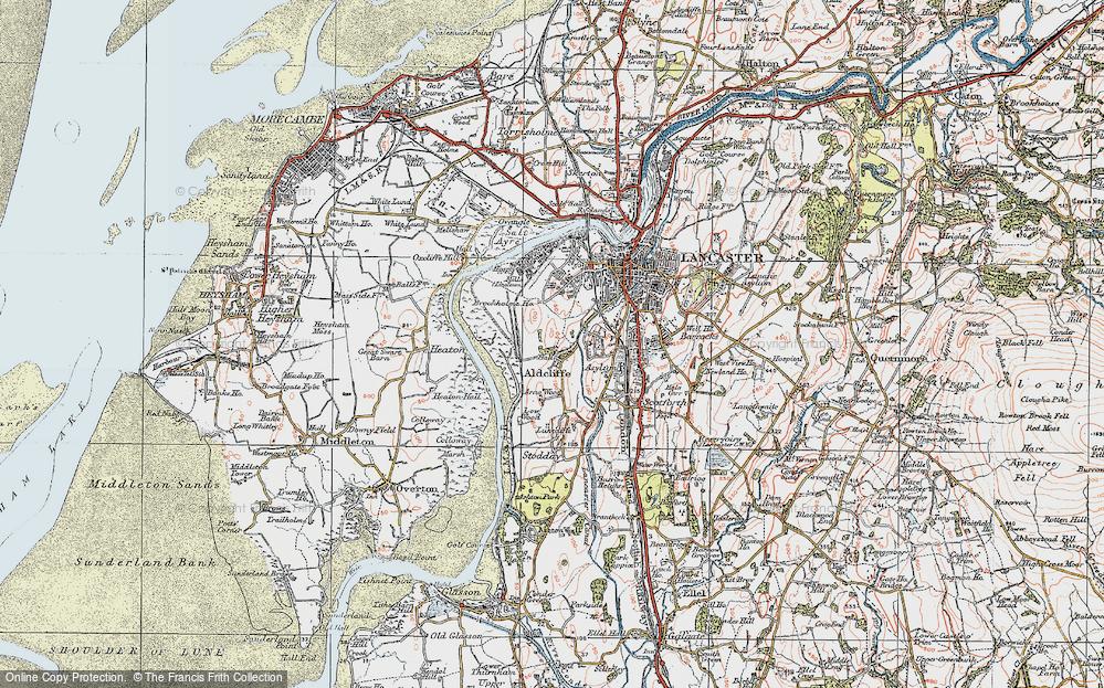 Aldcliffe, 1924