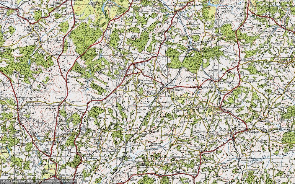 Alderbrook, 1920