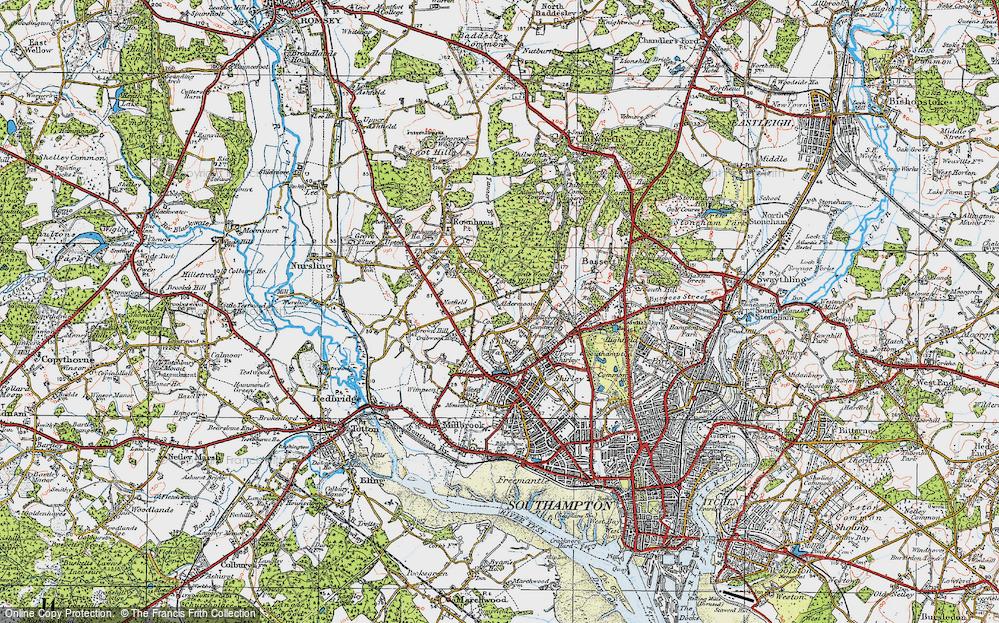 Aldermoor, 1919