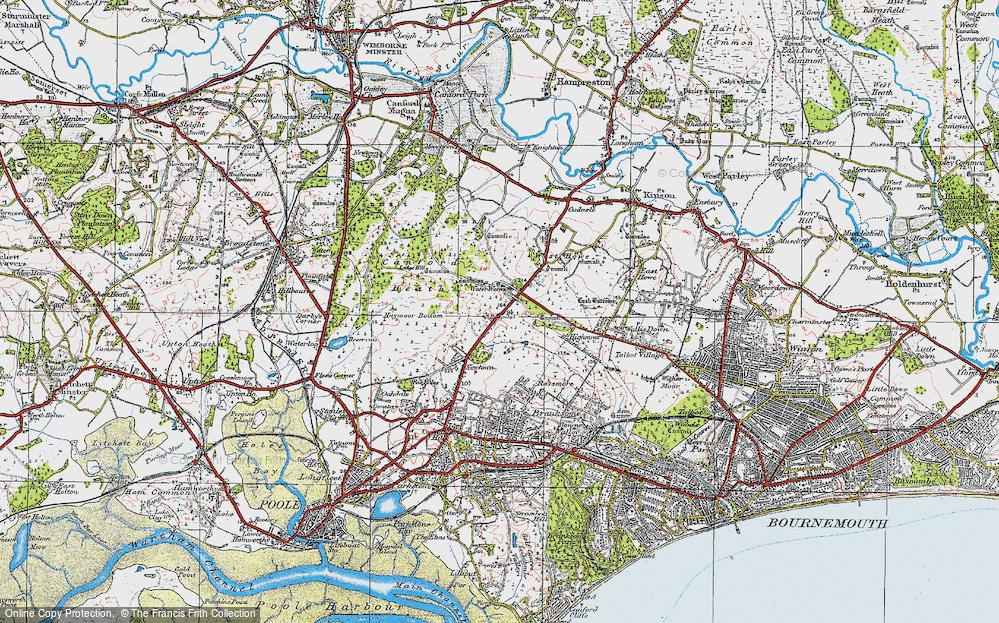 Alderney, 1919