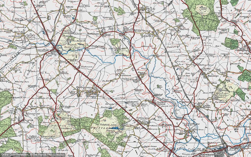 Alderton, 1919