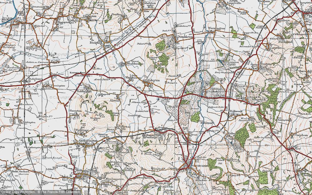 Alderton Fields, 1919