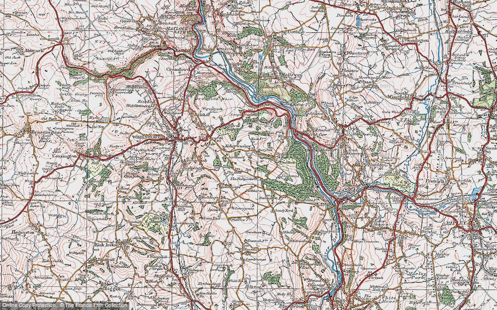 Alderwasley, 1921