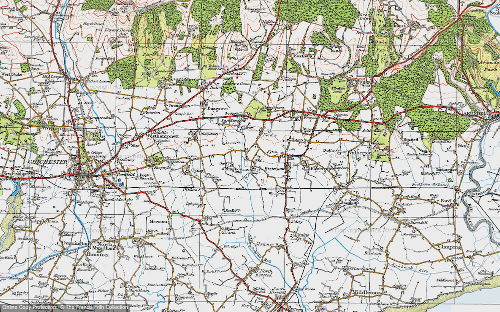Aldingbourne, 1920