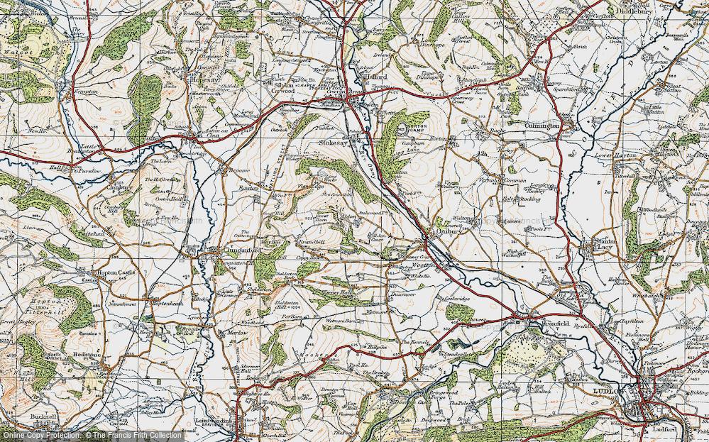 Aldon, 1920