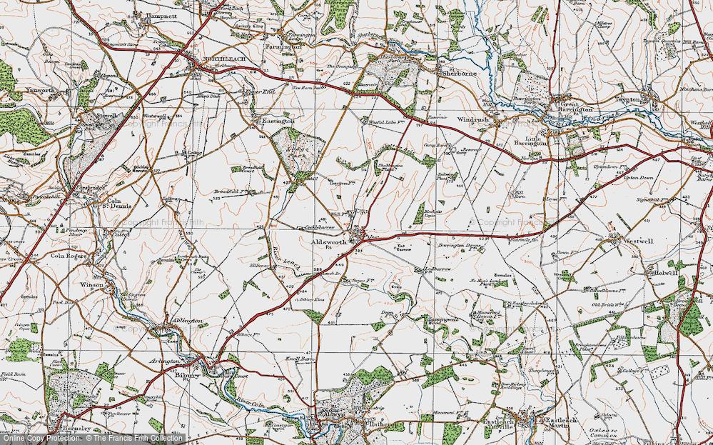 Aldsworth, 1919