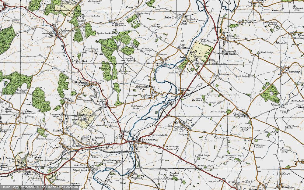 Aldwincle, 1920