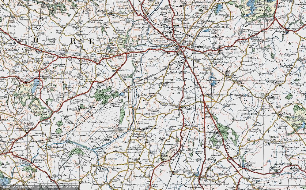 Alkington, 1921