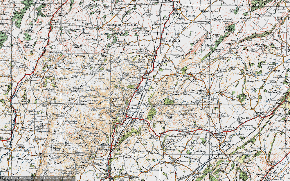 All Stretton, 1921