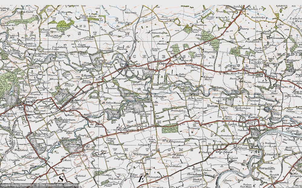 Allanton, 1926