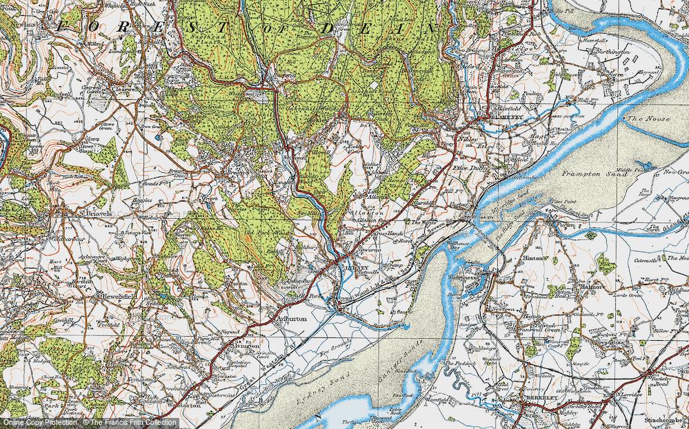 Allaston, 1919
