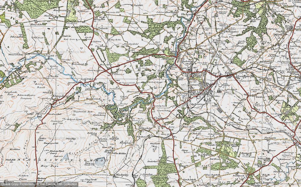 Allensford, 1925