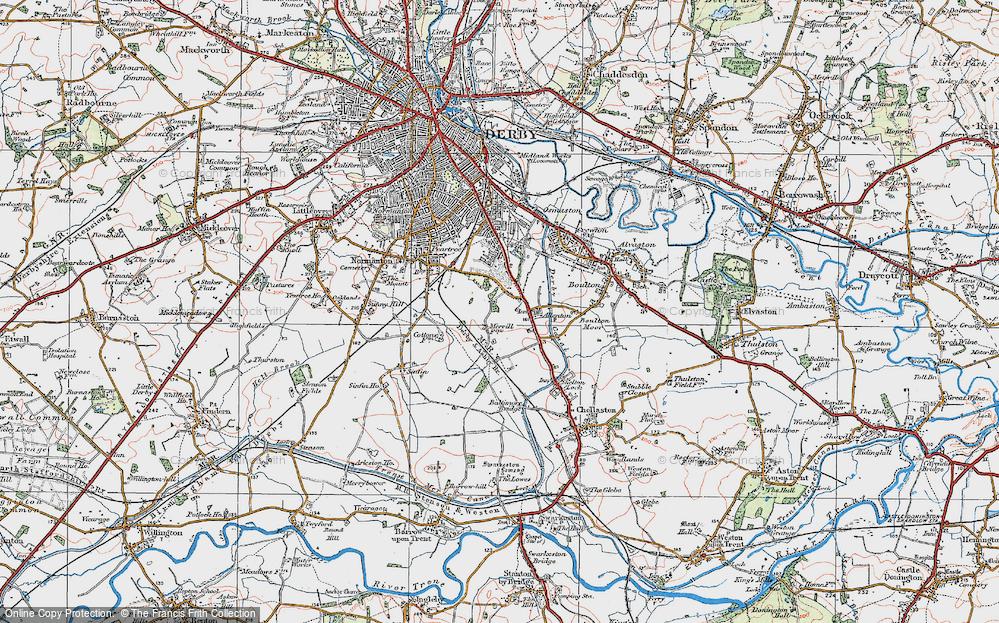 Allenton, 1921
