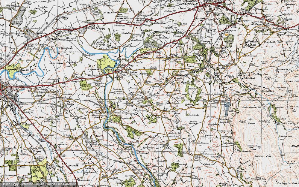 Allenwood, 1925