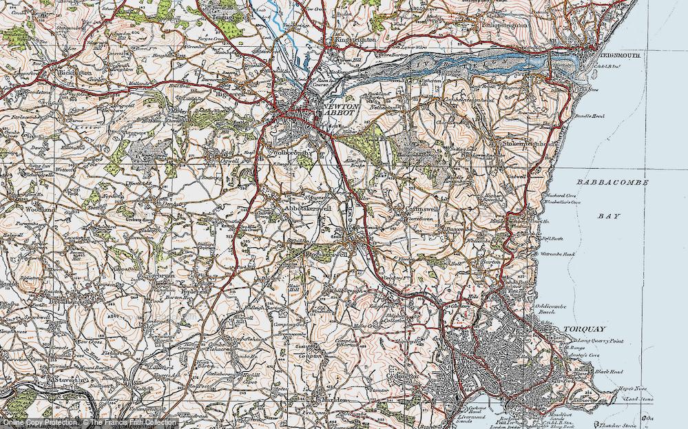 Aller, 1919