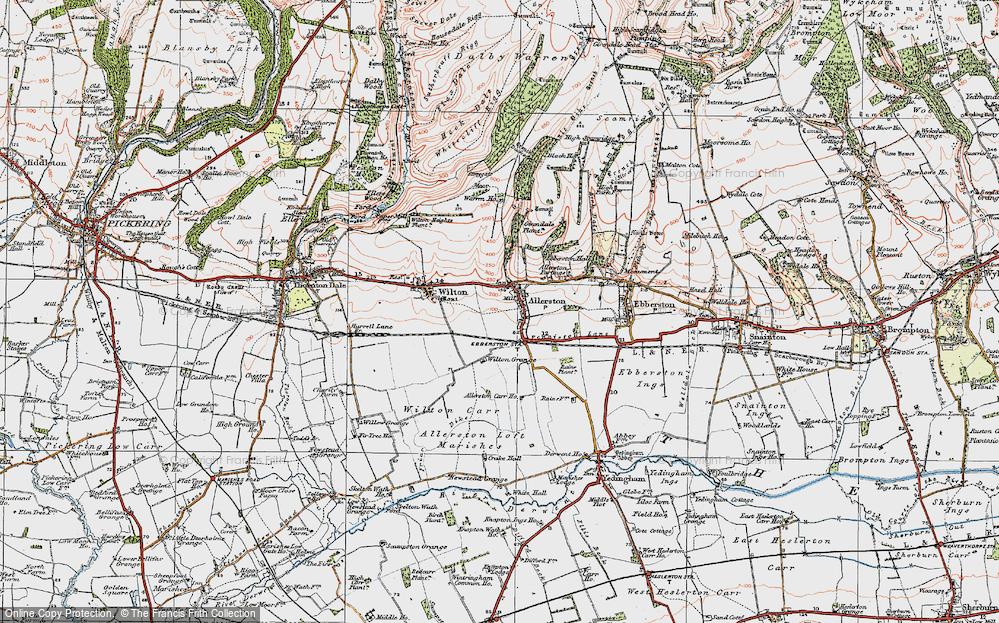 Allerston, 1925