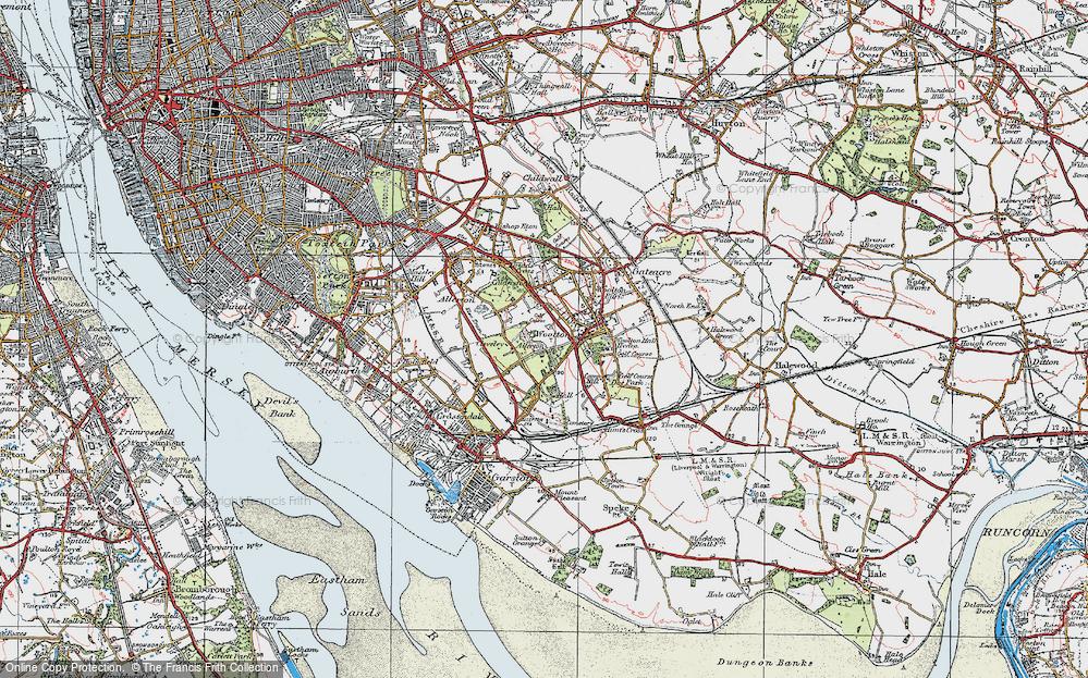 Allerton, 1923