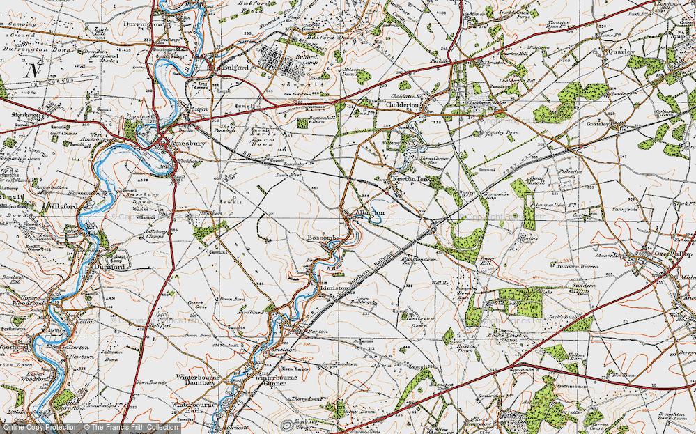 Allington, 1919