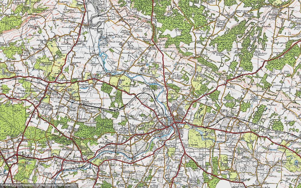 Allington, 1921
