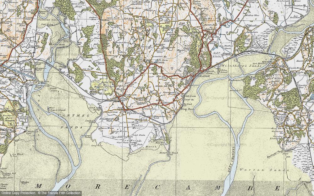 Allithwaite, 1925