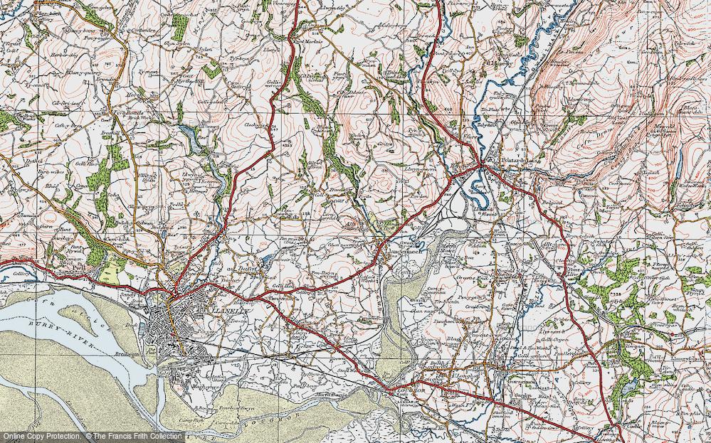 Allt, 1923