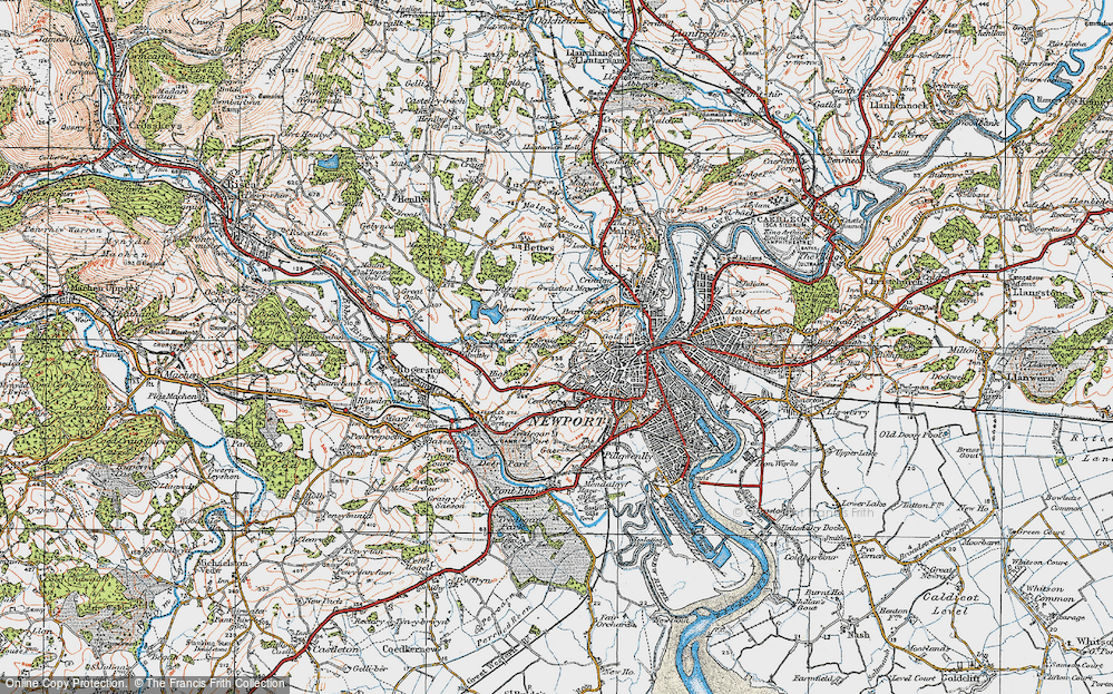 Allt-yr-yn, 1919