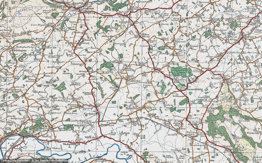Almeley, 1920