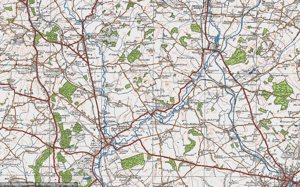 Alne Hills, 1919