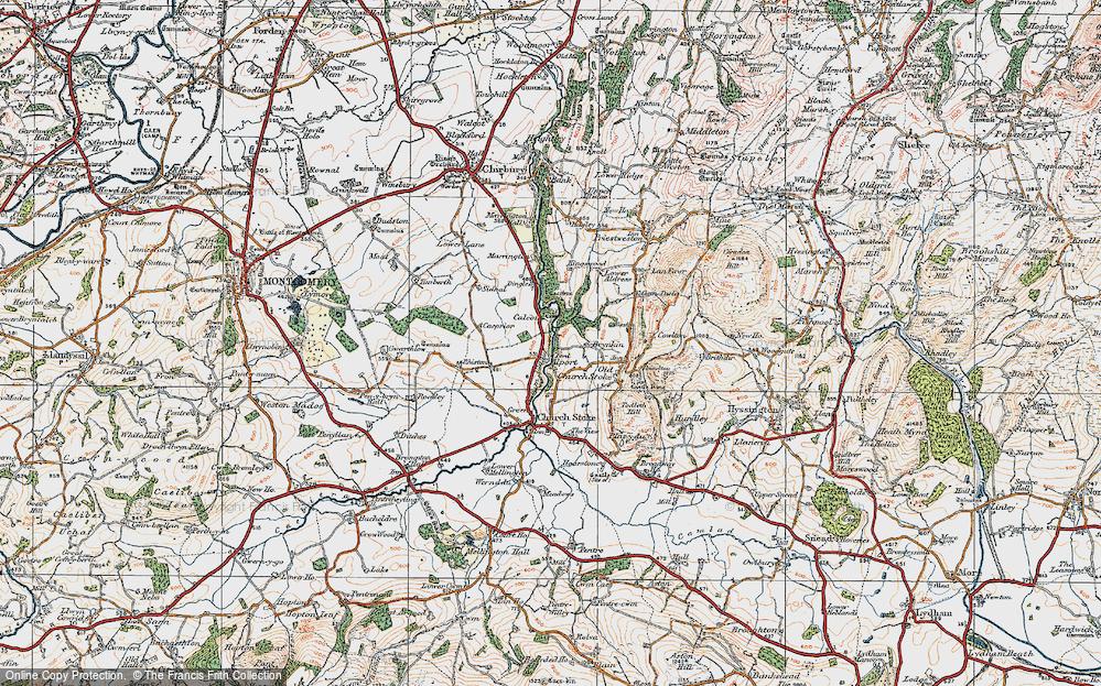 Alport, 1921