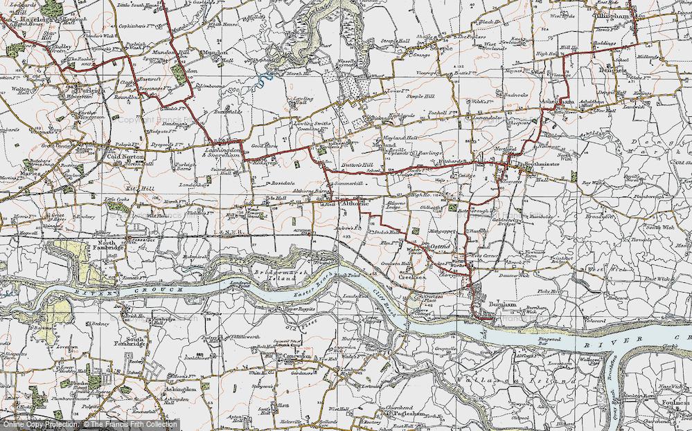 Althorne, 1921