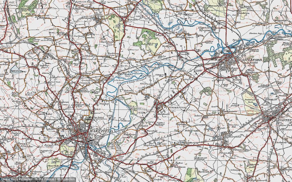 Altofts, 1925