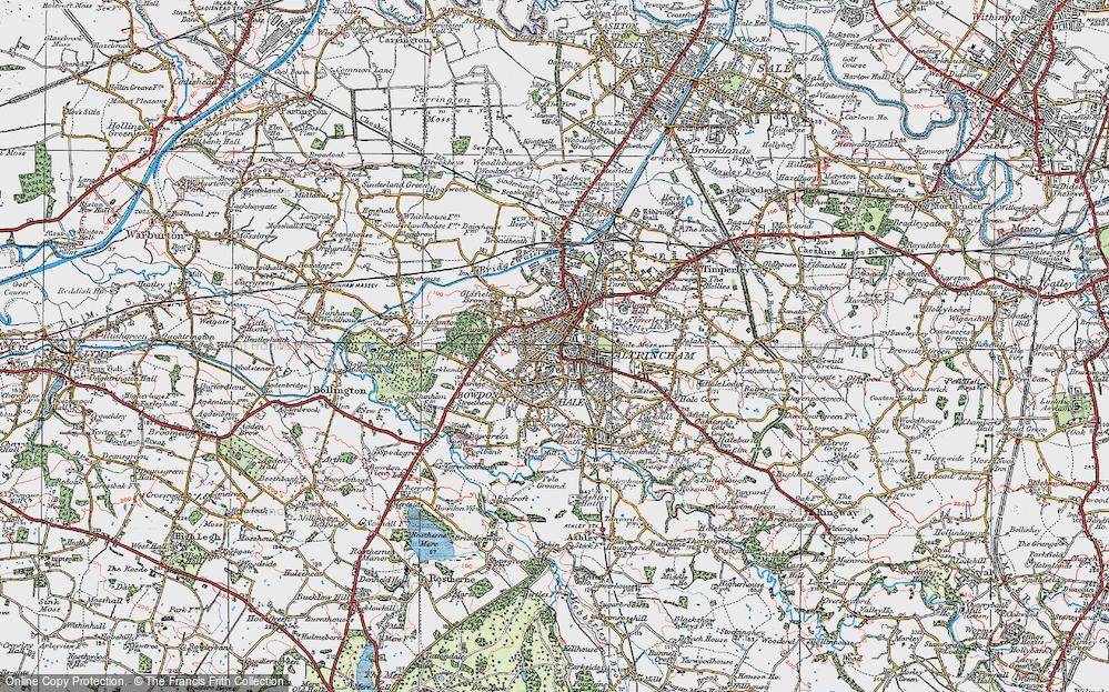 Altrincham, 1923