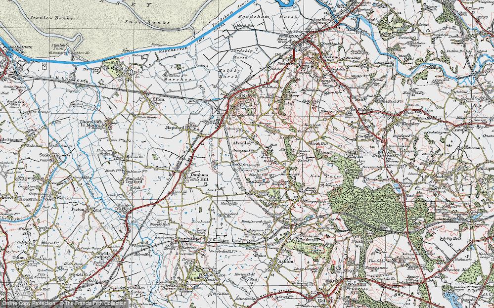 Alvanley, 1923