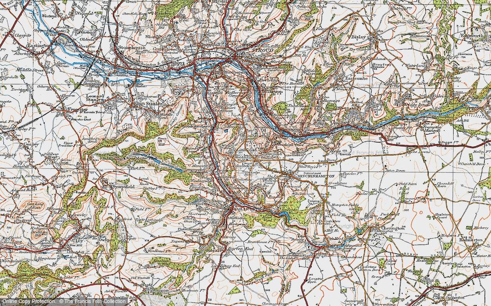 Amberley, 1919