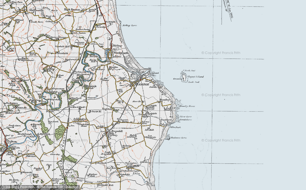 Amble, 1925