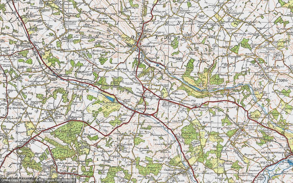 Amersham, 1920