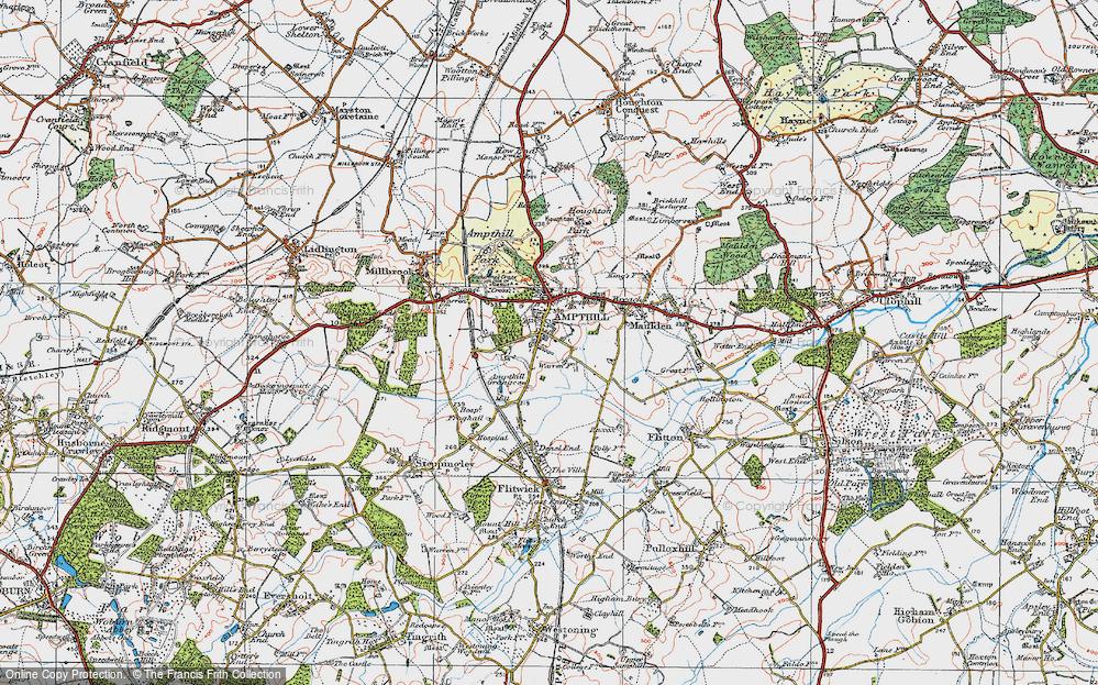 Ampthill, 1919