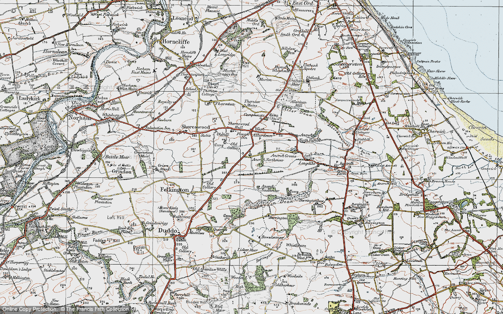 Ancroft Northmoor, 1926