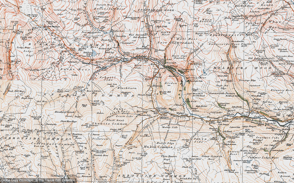 Angram, 1925