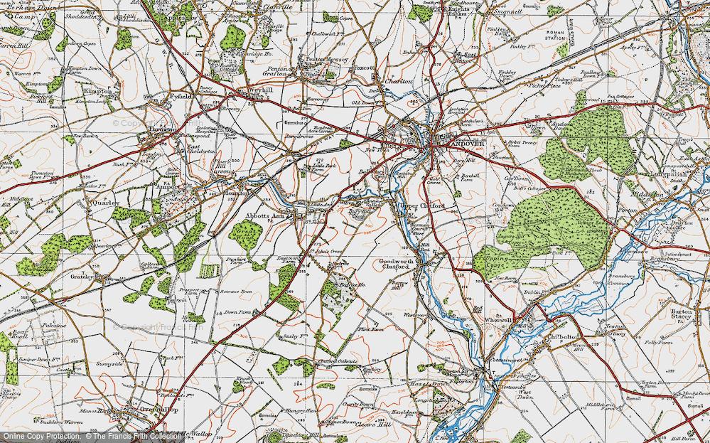 Anna Valley, 1919
