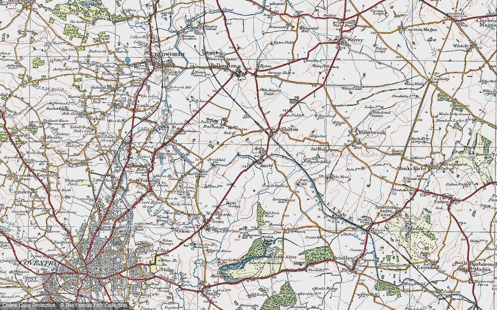 Ansty, 1920