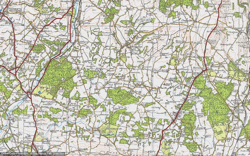 Anthill Common, 1919