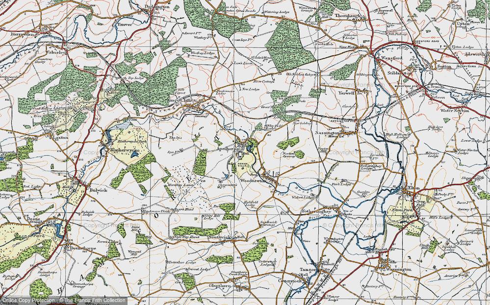 Apethorpe, 1922